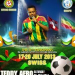 Ethio – Europe Football Festival 2013 in Geneva, Switzerland