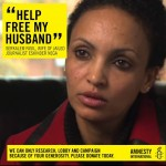 Will you help Serkalem Addis free her husband jailed in Ethiopia?