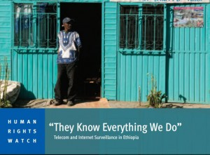 Human Rights Watch - Ethiopian Telecom Surveillance