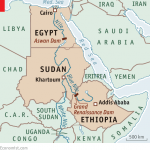 Sharing the Nile – Egypt, Sudan and Ethiopia