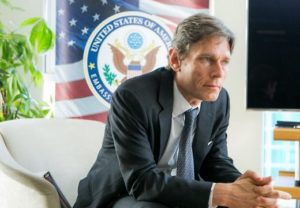 Assistant Secretary of State for Democracy, Human Rights, and Labor Tom Malinowski