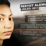 Journalist Reeyot Alemu released – ርዕዮት ዓለሙ የአመክሮ ጊዜዋ ተጠናቆ ከእስር ተለቀቀች