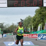 Ethiopia's Bekele wins Paris Marathon